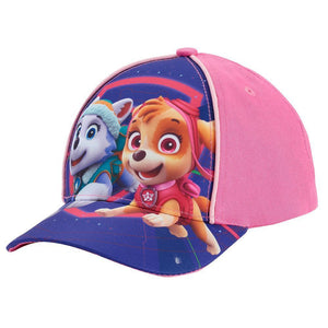 Girls Toddler Paw Patrol Baseball Cap - Personalized