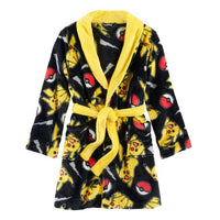 Boys 6-10 Pokemon Fleece Robe - Personalized Monogrammed