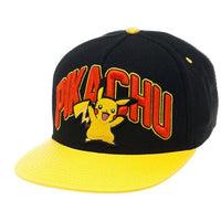Pokemon Baseball Hat Snapback Pikachu - Personalized