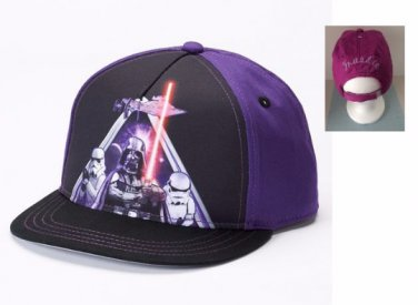 Star Wars Villains Baseball Hat – Boys – Personalized