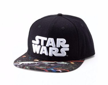 Star Wars Snap Back Hat Baseball Cap – Men - Personalized