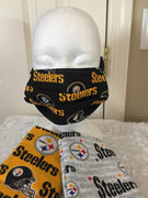 Face Covering - Pittsburgh Steelers - Adult Size