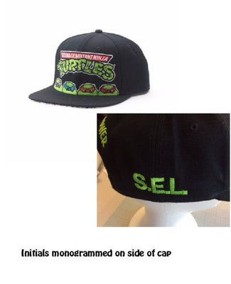 TMNT Teenage Mutant Ninja Turtles Baseball Hat Snapback Cap - Men Personalized