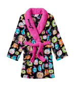 Disney's Tsum Tsum Girls Size 4-10 Terry Bath Robe - Personalized Monogrammed