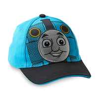 Thomas and Friends Toddler Boy's Baseball Cap Full Face Hat - Personalized