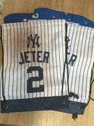 Derek Jeter YANKEES Backpack Sling Bag Personalized