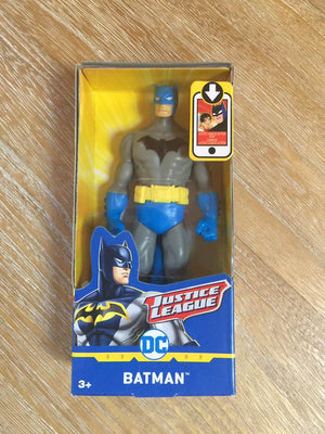 DC Comics Justice League Action 6-inch Figure Batman