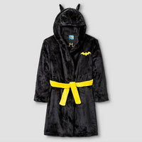 Toddler Size 2T 3T or 4T BATMAN Robe - Personalized Monogrammed