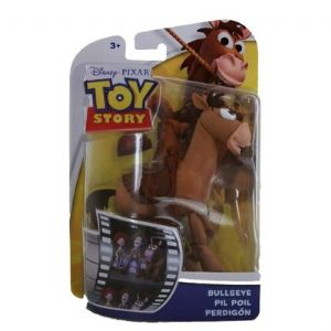 DISNEY PIXAR TOY STORY Bullseye FIGURE POSABLE IN BOX