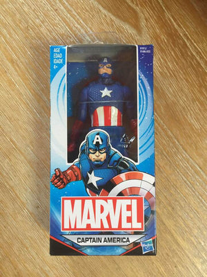 Hasbro Marvel Captain America 6 Inch Action Figure