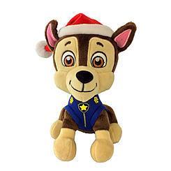 Nickelodeon Paw Patrol Chase Plush Christmas Ornament