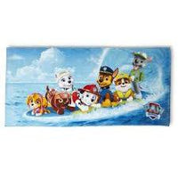 "Paw Patrol ""Pups Surf"" Beach Towel - Personalized"
