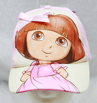 Dora the Explorer Baseball Cap - Girls  Personalized