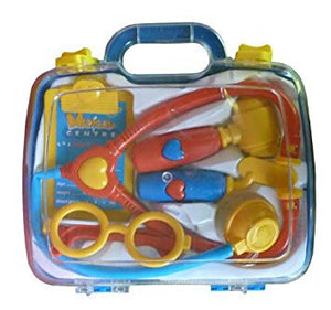 Children's Toy Doctor Set With Carry Case