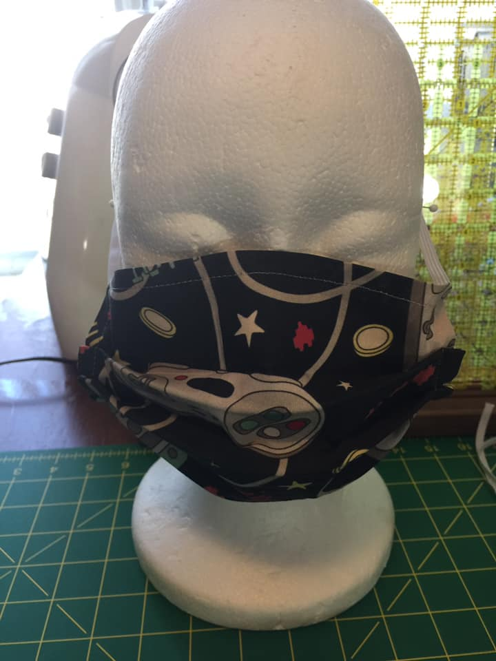 Face Covering - Gamer Face Mask