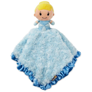 Cinderella Baby Lovey - Personalized