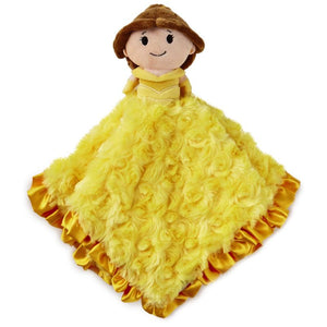 Beauty and the Beast Belle Baby Lovey - Personalized