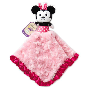 Minnie Mouse Baby Lovey - Personalized