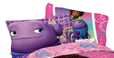 Dreamworks HOME 'BFF Forever' Reversible Pillowcase - Personalized