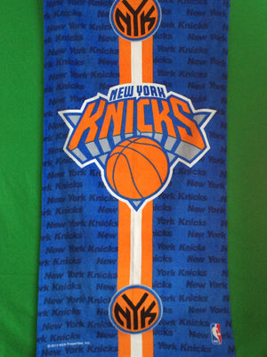 Basketball NBA New York KNICKS Beach Towel Personalized