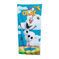 Disney Frozen OLAF Beach Towel - Personalized