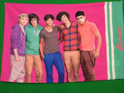 1D One Direction Band Pillowcase  -  Personalized