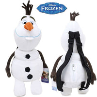 Disney Frozen OLAF Plush Backpack Pillow for Kids - Personalized