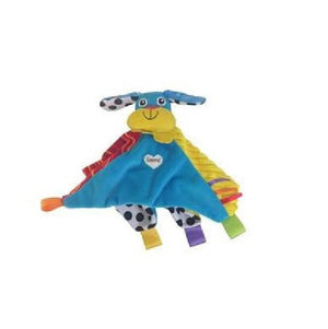 Lamaze Pippin the Puppy Blankie Security Baby Lovey - Personalized