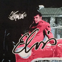 Elvis Presley Beach Towel Graceland Pink Cadillac - Personalized