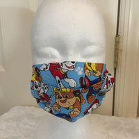 Face Covering - Paw Patrol