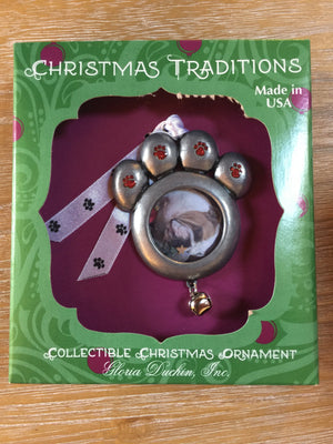 Christmas Ornament -  Christmas Traditions Gloria Duchin Pet Ornament