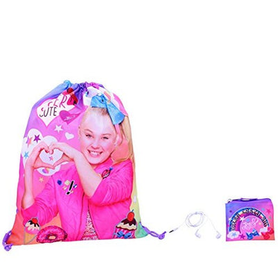 Jojo Siwa Gift Set Drawstring Bag