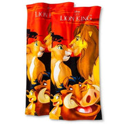 Disney The Lion King Beach Towel - Personalized