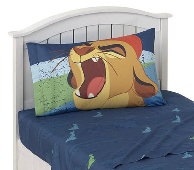 Disney The Lion Guard Pillowcase - Kion's Roar - Personalized