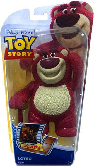 Toy Story Operation Escape Lotso Action Figure