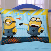 Despicable Me 'Minions at Play' Reversible Pillowcase - Personalized