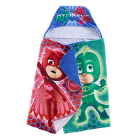 PJ Masks Hooray Hooded Bath Towel Wrap - Personalized