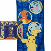 Pokémon Beach Towel Team Beach Towel - Pokemon Personalized Beach Towel
