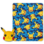 Pokemon Pillow and Throw Set - Personalized