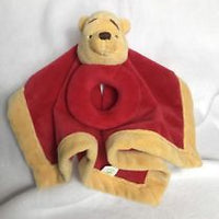Winnie the Pooh Snuggle Blankey Security Baby Lovey - Personalized