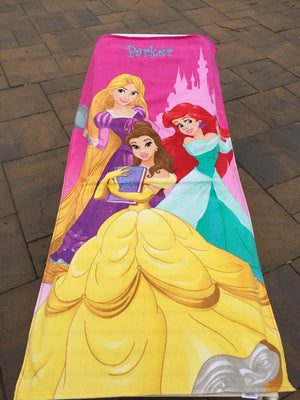 Disney's Princess Beach Towel - Personalized