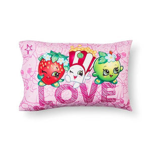 Shopkins Pillowcase Sweet Love - Personalized