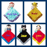 Wonder Woman™ Baby Lovey - Personalized