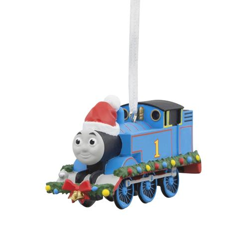 Christmas Ornament - HALLMARK Thomas the Tank Engine Holiday Ornament