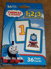 Thomas & Friends 1-2-3 Learning Cards by Bendon Publishing