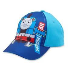 Thomas & Friends Boys Blue Number 1 Baseball Cap - Personalized