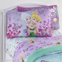 "Disney Fairies ""Faires Tink Fairies Sweet"" Pillowcase - Personalized"