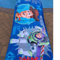 "Toy Story Beach Towel - Personalized Over Sized 30"" x 60"""