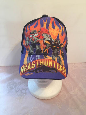 Transformers BeastHunters Boys Baseball Hat Cap - Personalized