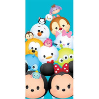 Disney Tsum Tsum Stacks on Stacks Beach Towel - Personalized Beach Towel